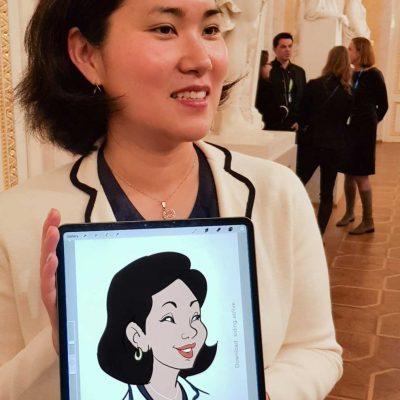 Karikaturist_Schnellzeichner_Xi_Ding_Digital_11