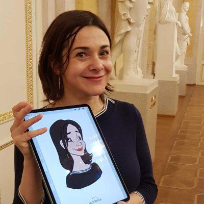 Karikaturist_Schnellzeichner_Xi_Ding_Digital_14