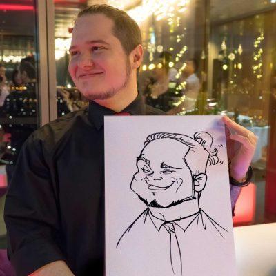 Karikaturist_Schnellzeichner_Xi_Ding_Marker_48