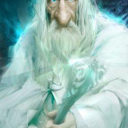 Herr der Ringe -  Gandalf